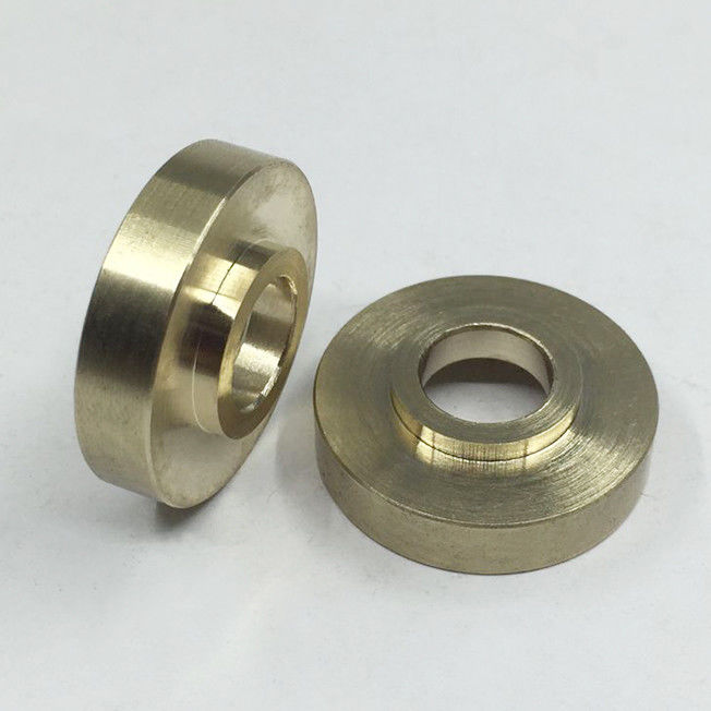 Chemical Resistance Brass Electronic Components CNC Turning Machining Services